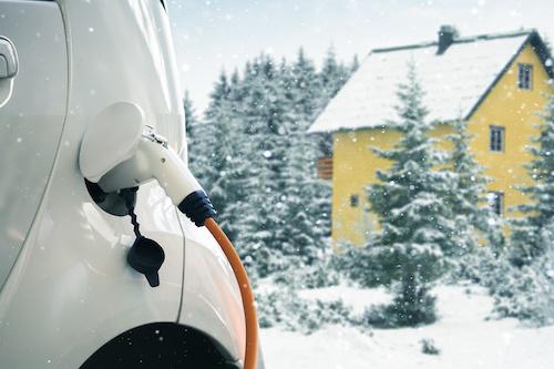 Elektroautos Probleme bei Kälte